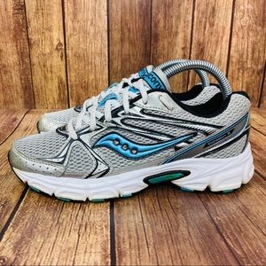 Saucony Cohesion 6 Womens Size 7.5